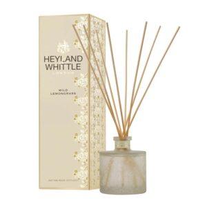 Heyland & Whittle Wild Lemongrass Reed Diffuser 200ml