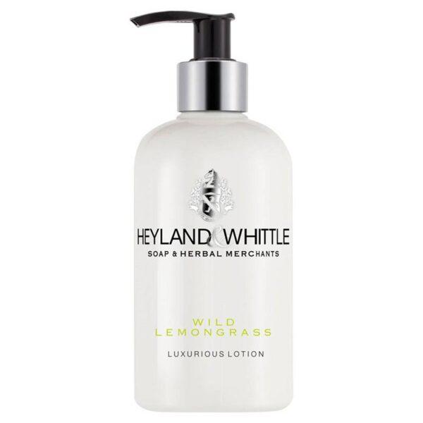 Heyland & Whittle Wild lemongrass Hand & Body Lotion