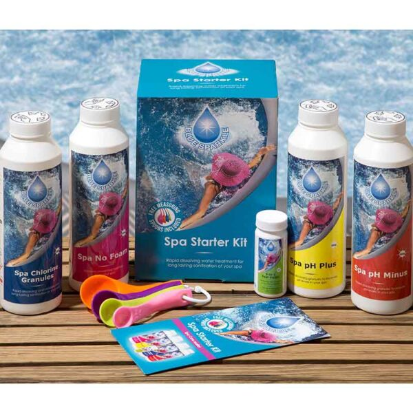 Hot Tub Spa Starter Kit