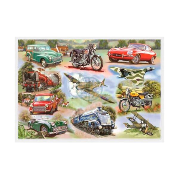 House Of Puzzles Simply The Best BIG 250 Piece Jigsaw Puzzle Lifestyle