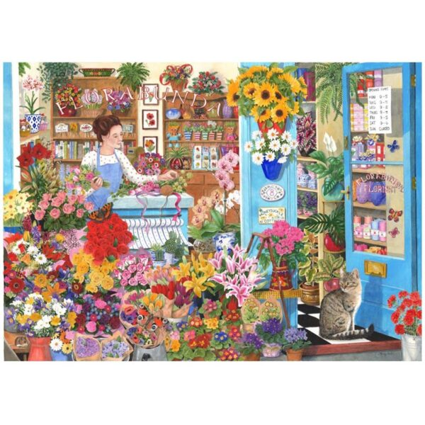House Of Puzzles Thanks A Bunch 1000 Piece Jigsaw Puzzle image