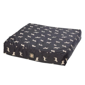 House of Paws All Weather Dog Print Mattress