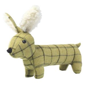 House of Paws Tweed Plush Long Hare