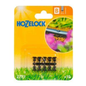 Hozelock 13mm Blanking Plugs (Pack of 10)