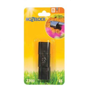 Hozelock 13mm End Plug (Pack of 3)