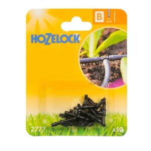 Hozelock 4mm T piece (Pack of 10)