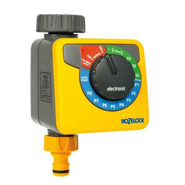 Hozelock AC Water Timer with 13 settings