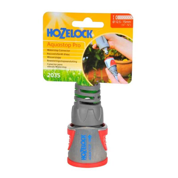 Hozelock AquaStop Pro Connector