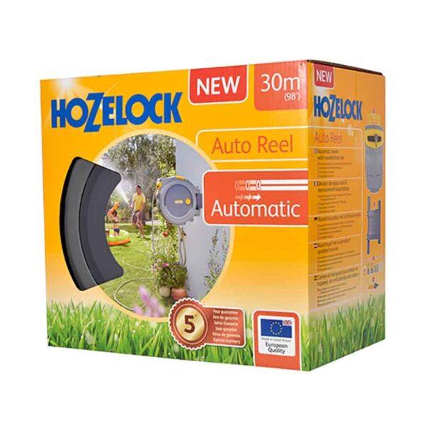 Hozelock Auto Reel with 30m hose