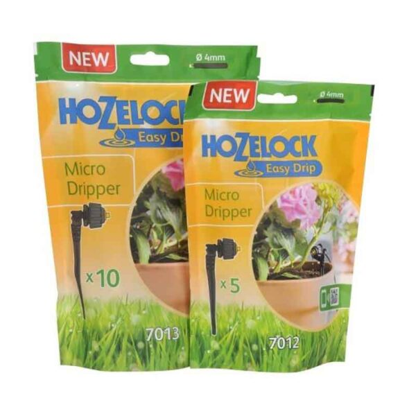 Hozelock Easy Drip Micro Drippers (Pack of 5 or 10)