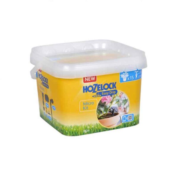 Hozelock Easy Drip Micro Kit (for 15 pots)
