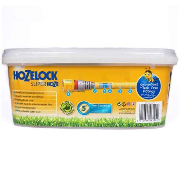 Hozelock Expanding Superhoze (15m) pack details