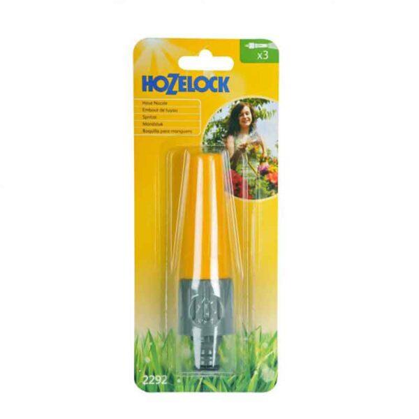 Hozelock Hose Nozzle with 2 settings close up
