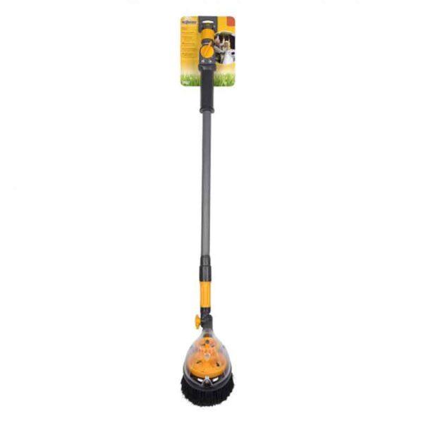 Hozelock Long Car Brush Pro