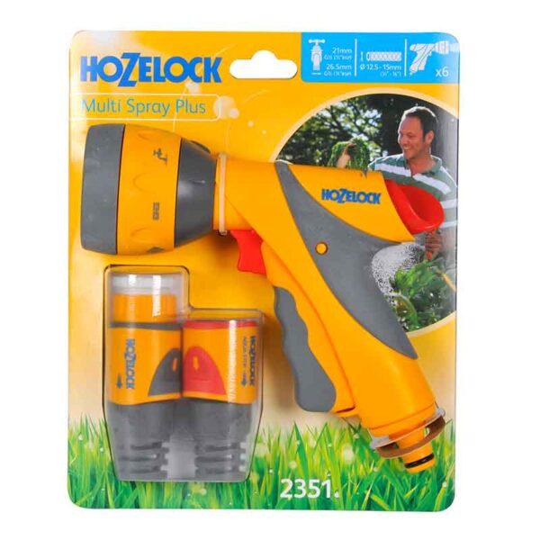 Hozelock Multi Spray Plus Set with 6 settings