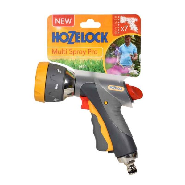 Hozelock Multi Spray Pro with 7 settings