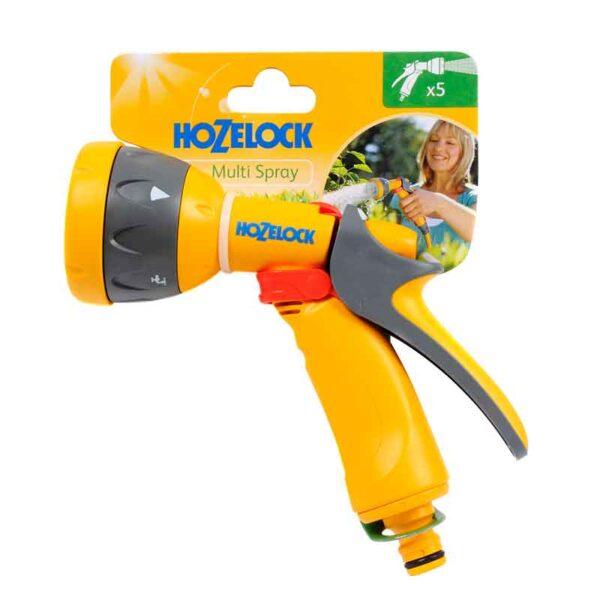 Hozelock Multi Spray with 5 settings