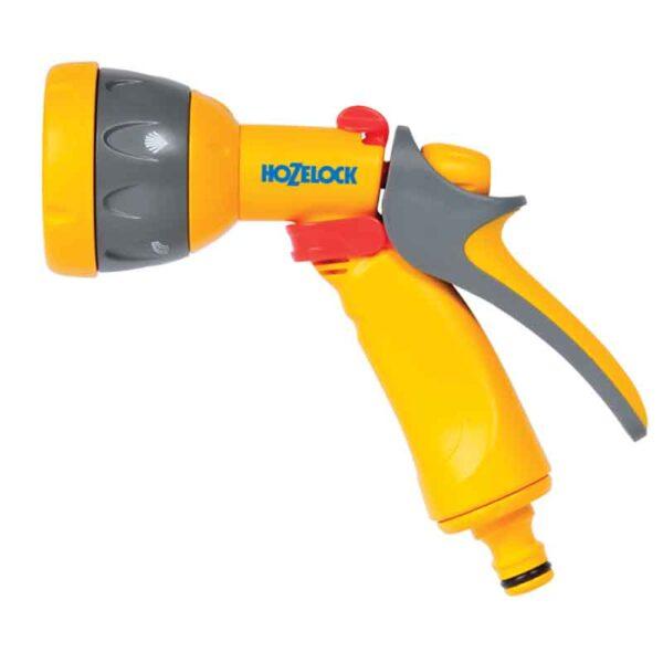 Hozelock Multi Spray with 5 settings close up
