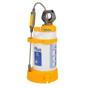 Hozelock Pressure Sprayer Plus (7 Litres) with 2 settings