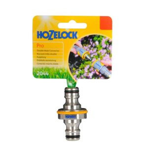 Hozelock Pro Double Male Connector