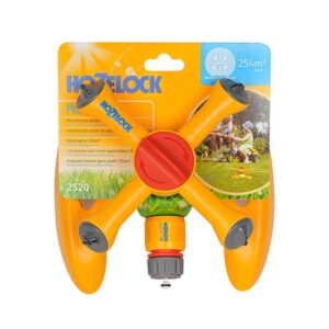 Hozelock Round Sprinkler Plus with 2 settings