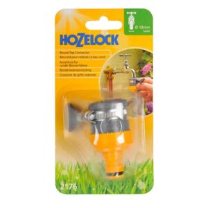 Hozelock Round Tap Connector