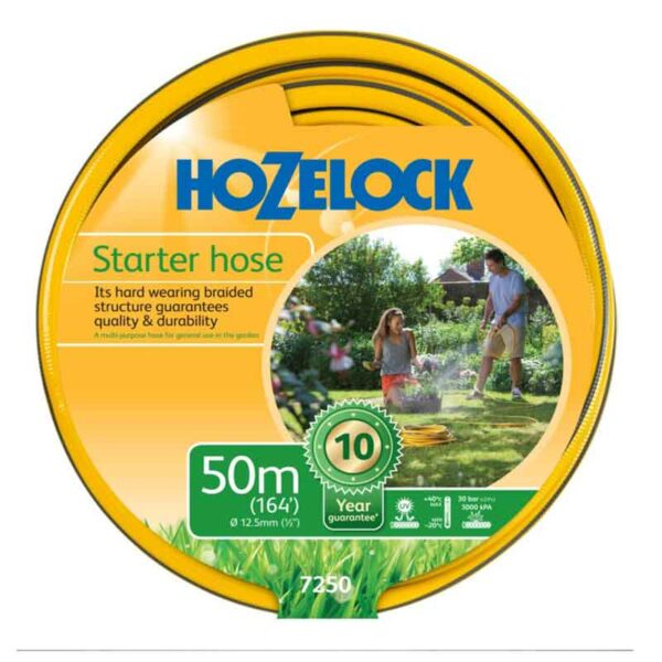 Hozelock Starter Hose (50m)
