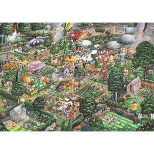 Gibsons I Love Gardening 1000 Piece Jigsaw Puzzle