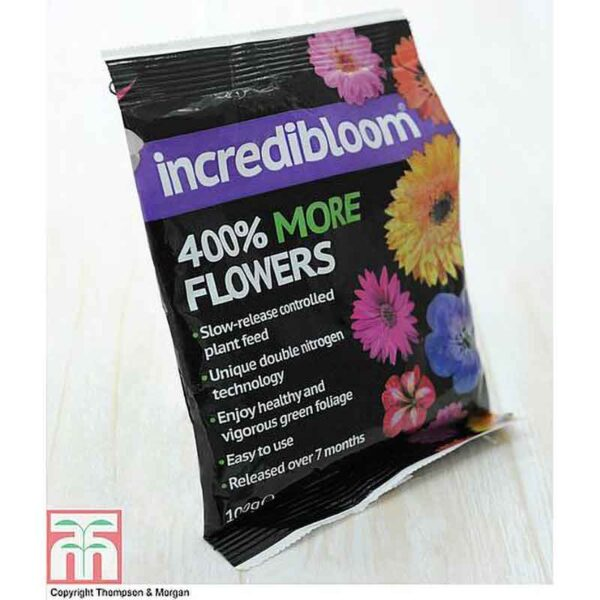 Incredibloom Plant Feed Sachet 100g