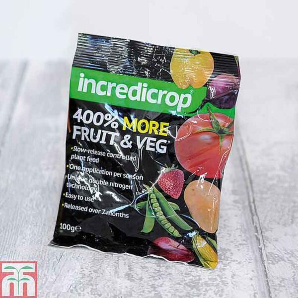 Incredicrop Slow-Release Plant Feed (100g)