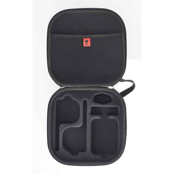 Inside the Weber Connect Storage & Travel Case