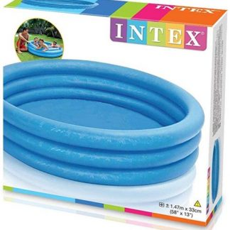 Intex Blue Paddling Pool 147 x 33cm Box