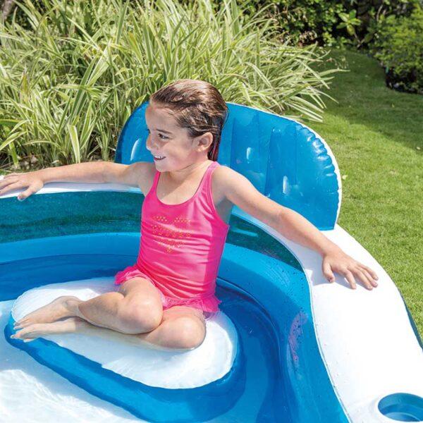 Intex Swim Centre Family Lounge Pool 3