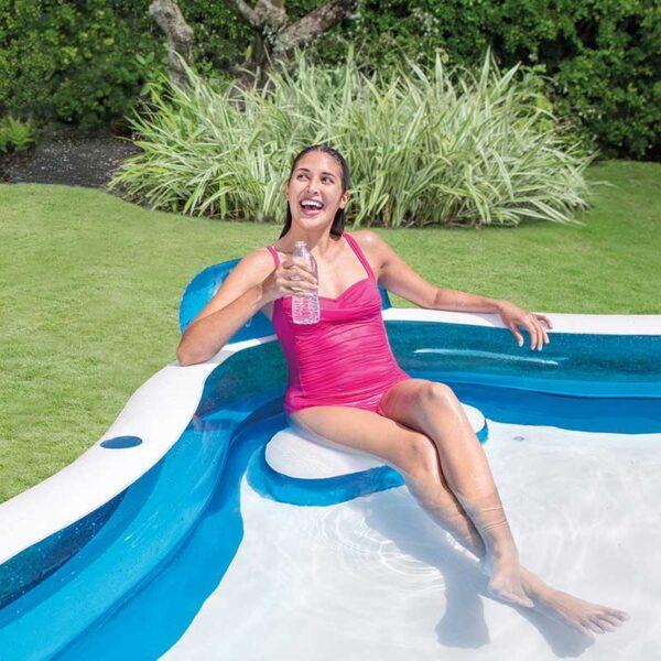 Intex Swim Centre Family Lounge Pool 4