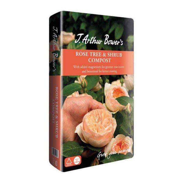 J. Arthur Bower's Rose, Tree & Shrub Compost (50 litres)