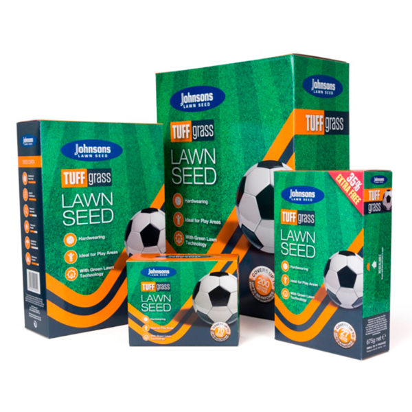 Johnsons Lawn Seed Tuffgrass