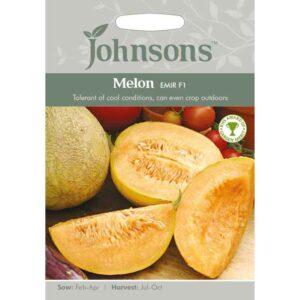 Johnsons Melon Emir F1 Seeds