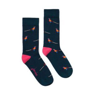 Joules Bamboo Socks Pheasant