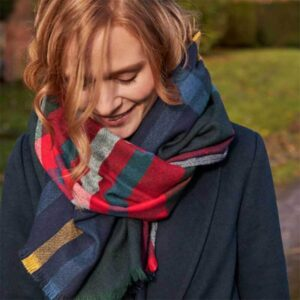 Joules Bridey Scarf lifestyle