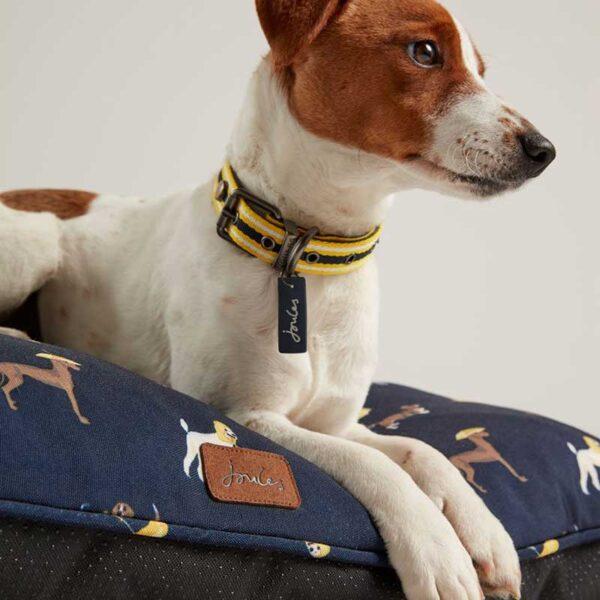 Joules Dog Print Dog Mattress