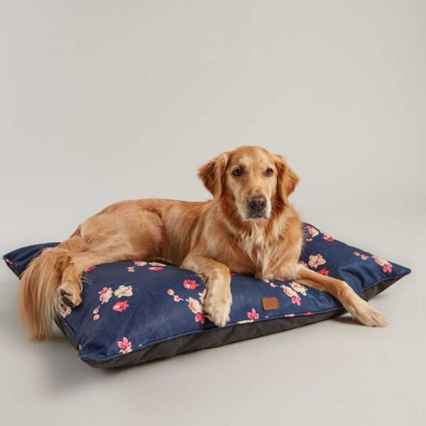 Joules Floral Dog Mattress