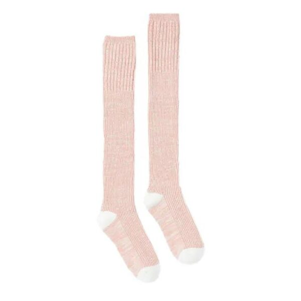 Joules Trussel Knitted Boot Sock Pink