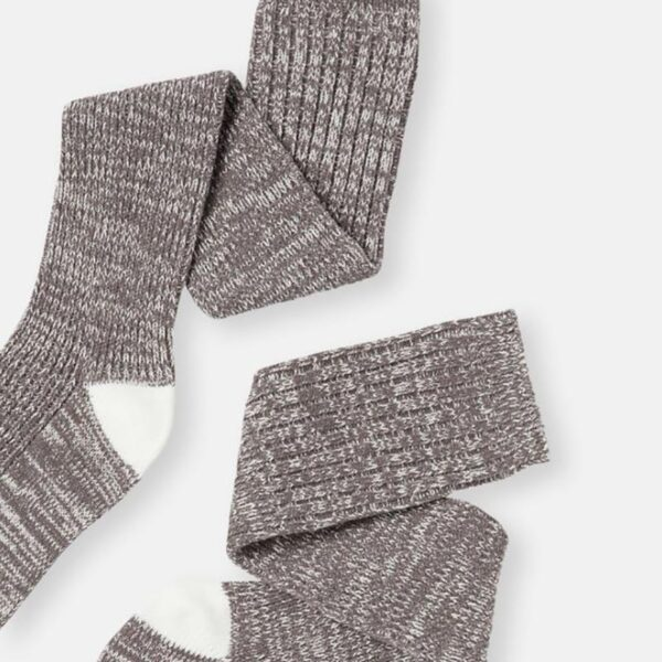 Joules Trussel Sock Knitted Sock Charcoal Grey 2