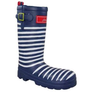 Joules Welly Dog Toy Stripey