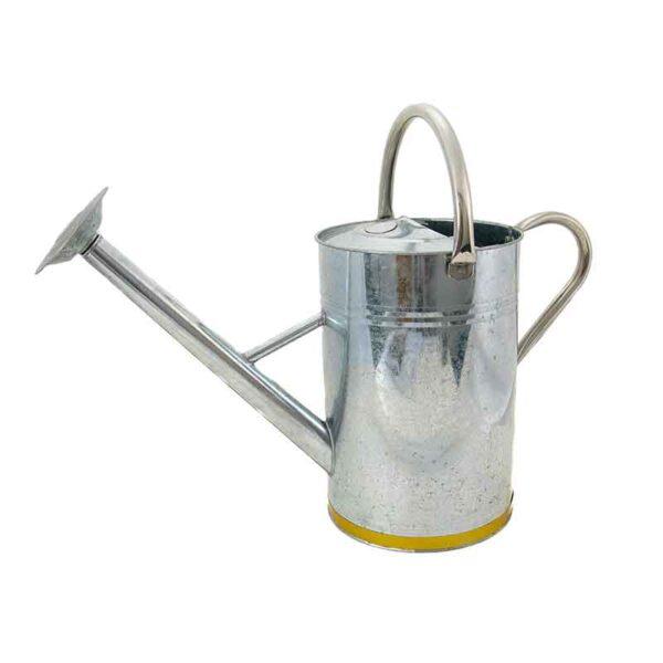Kent & Stowe Galvanised Metal Watering Can (9L)