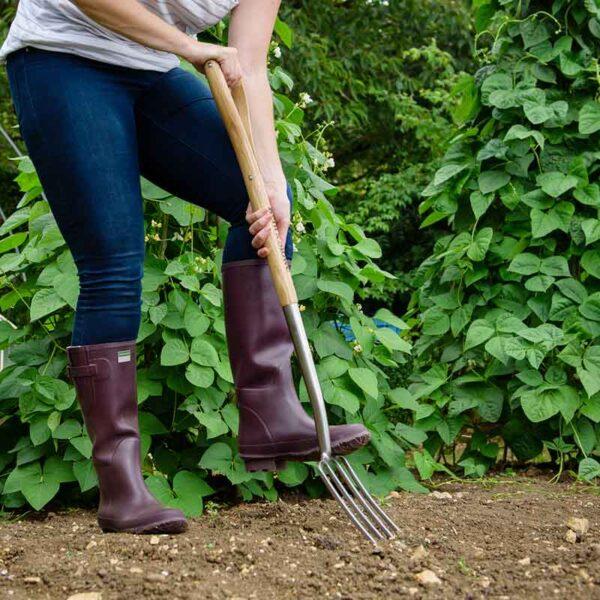 Kent & Stowe Garden Life Digging Fork