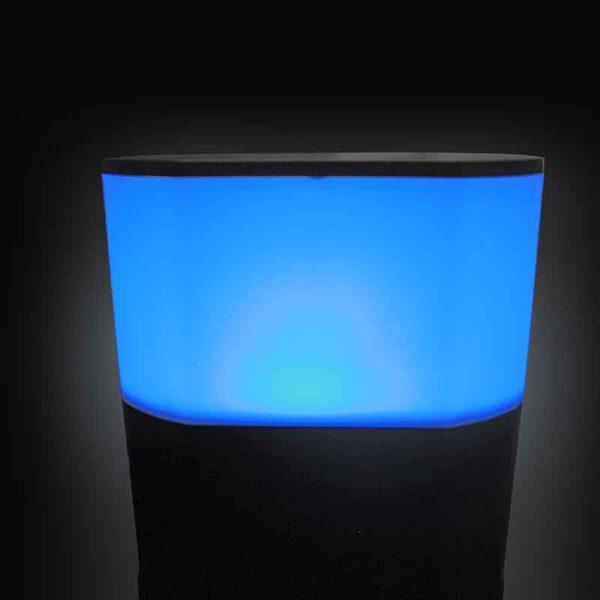 Kettler Ibiza Floor Standing Blue Light
