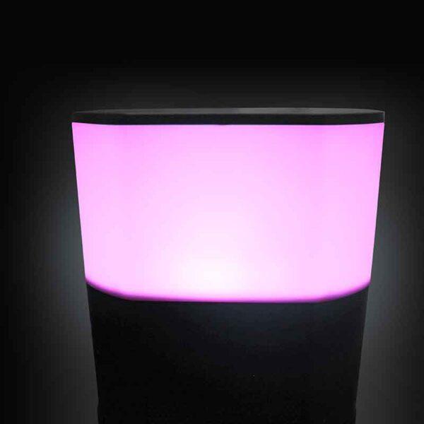 Kettler Ibiza Floor Standing Pink Light