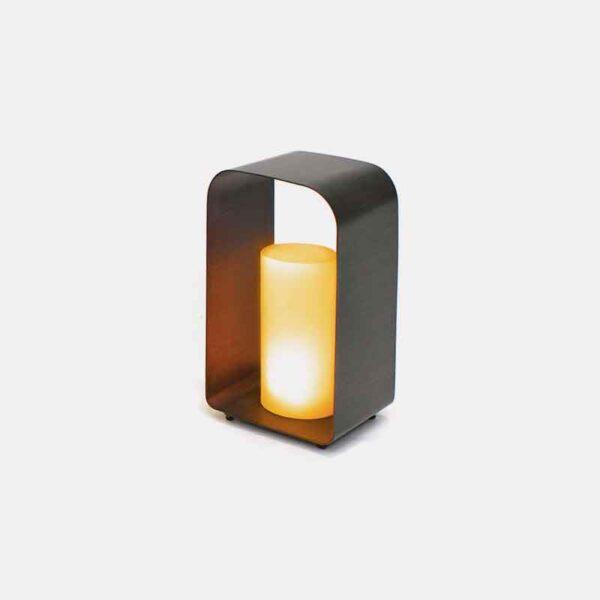 Kettler Palma LED Candle Light Anthracite 55cm (Large)