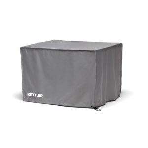 Kettler Palma Mini Fire Pit Table Grey Protective Cover
